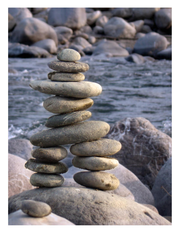 Indian Inukshuk By Hewhowalkswithtigers On Deviantart