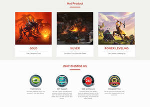 Why Choose UPAlbion.COM Buy Albion Online Gold