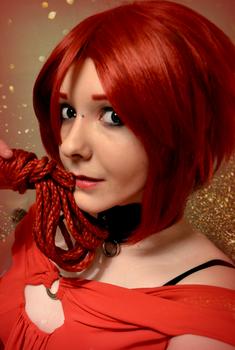 Sunstone cosplay. Lisa.