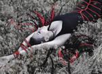 Shibari series: Gothic Victim