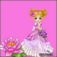 flower fairy by lolohe