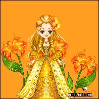 fairy of the sun by lolohe