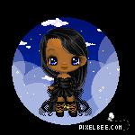 Dark fairy girl by lolohe