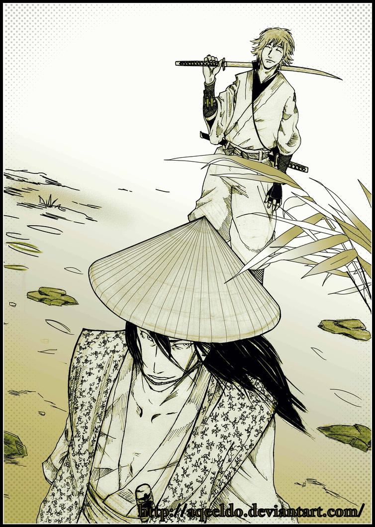 When were samurais around