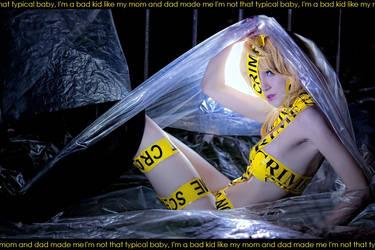 Panty Gaga - Hello hello baby by The-Kirana
