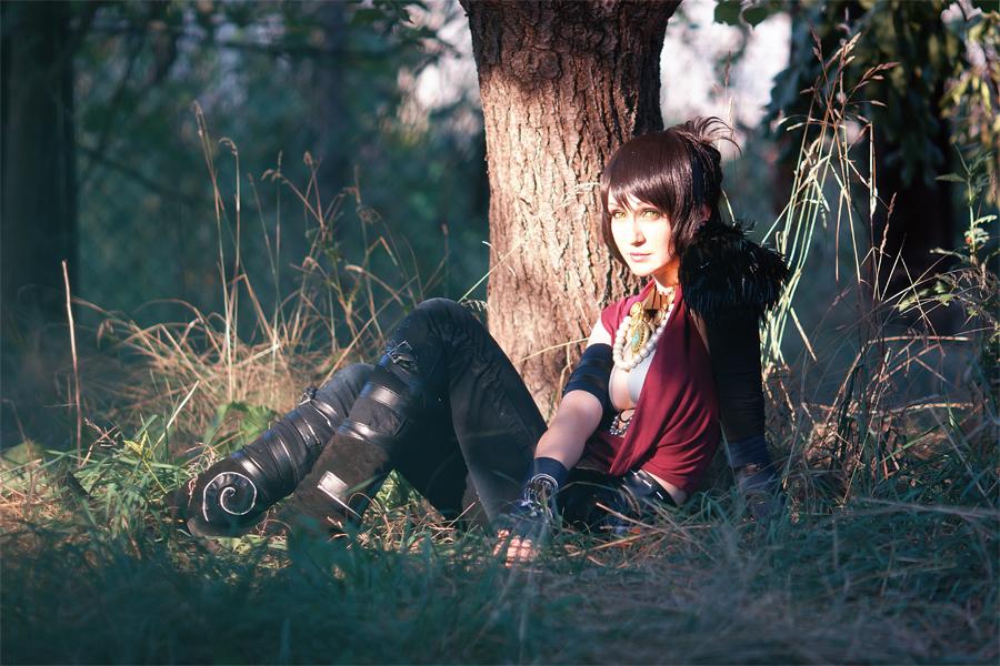 Dragon Age: Origins - Morrigan by The-Kirana
