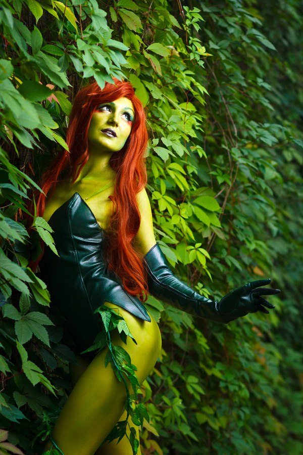 Poison Ivy by The-Kirana