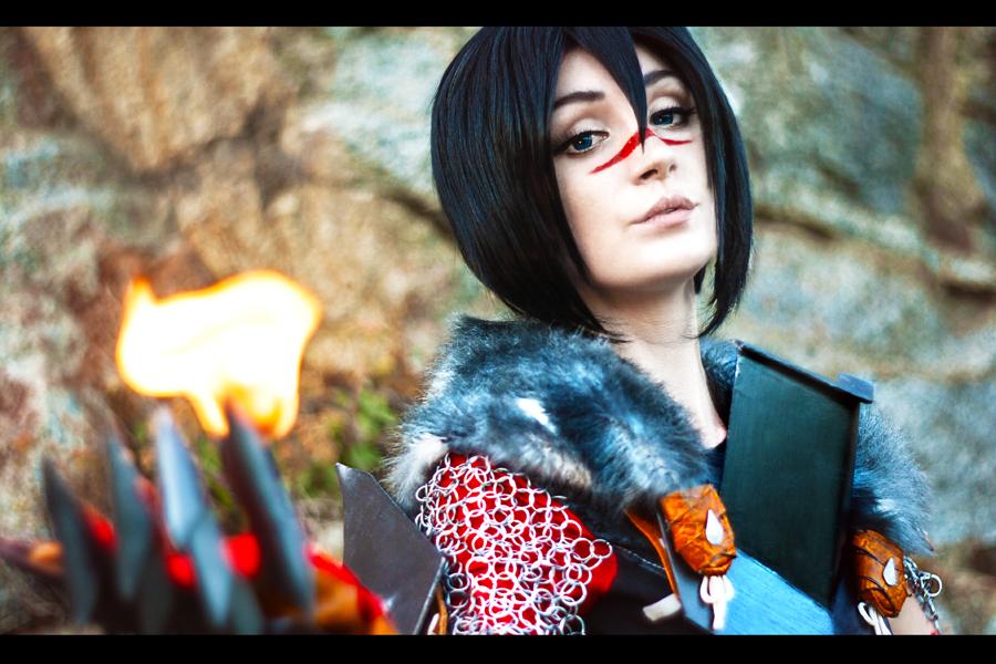 Dragon Age II - Burn by The-Kirana