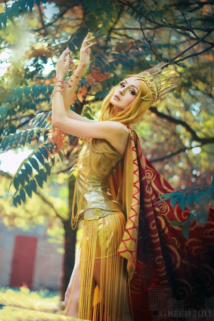 Athena - Immortals by The-Kirana