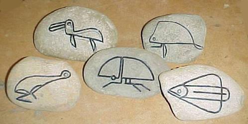 Everybody MUST get stones...