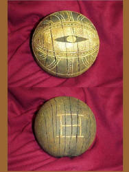 Riven Puzzle Ball 2 by Pirkleations