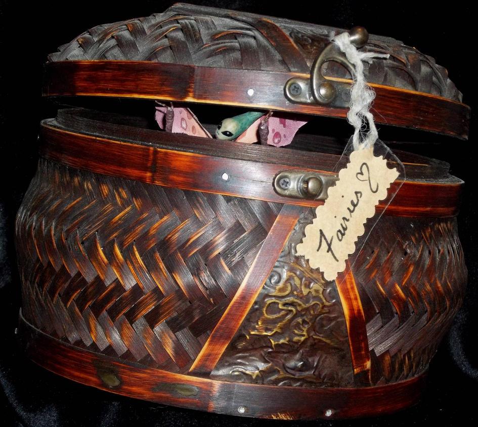 Basket Case by Pirkleations