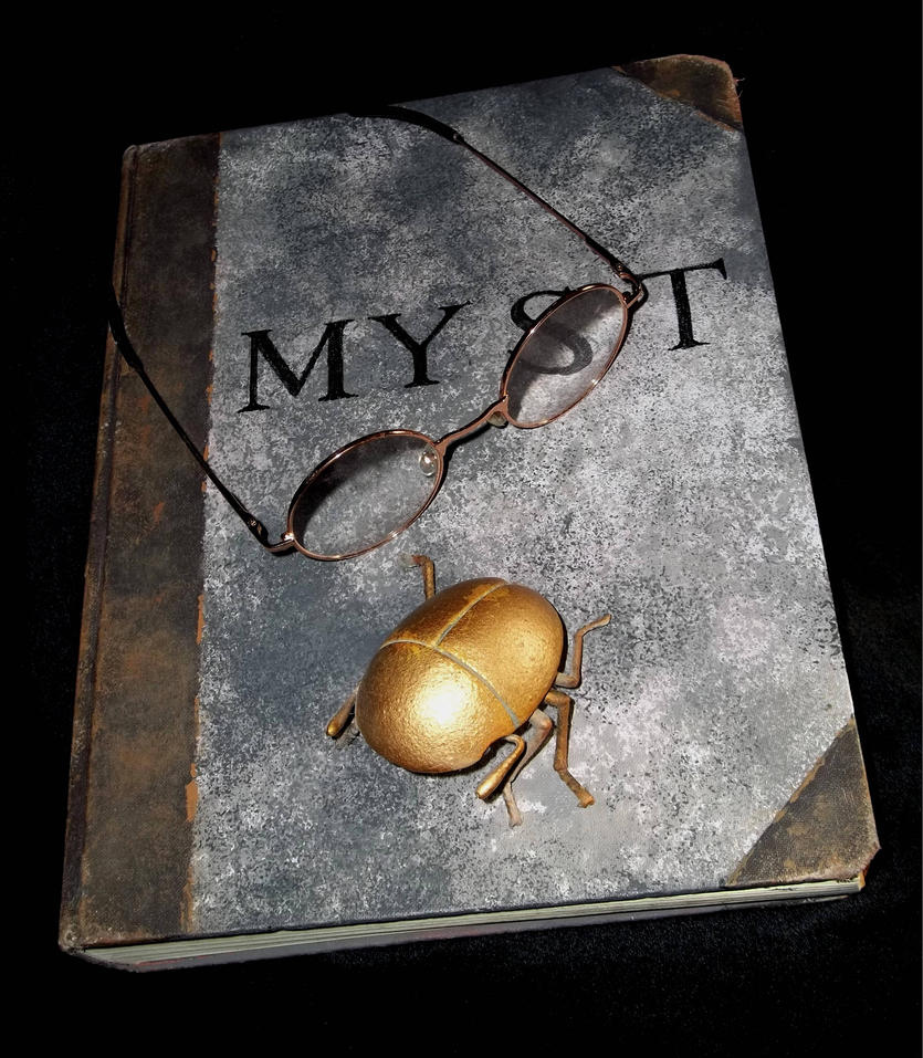 MYST by Pirkleations