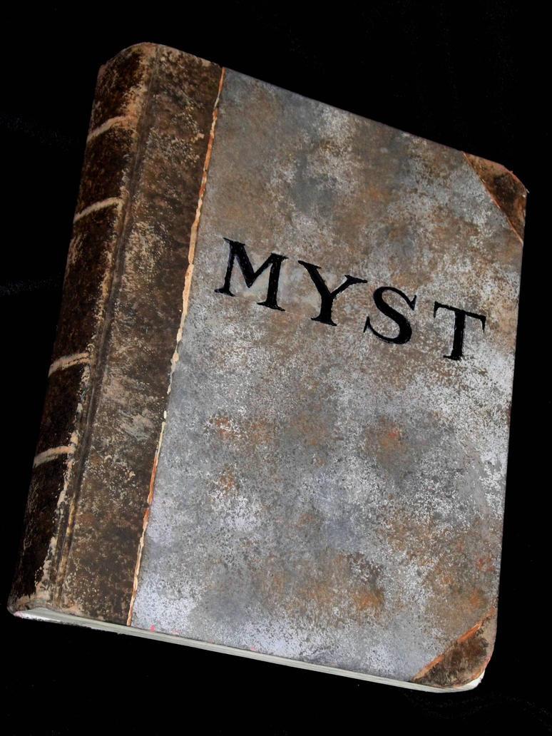MYST Book by Pirkleations