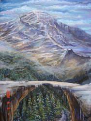 Crossing Eagle Canyon
