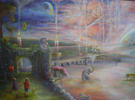 Life's Amazing Journey one by Wildatart24