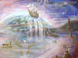 Life's Amazing Journey three by Wildatart24