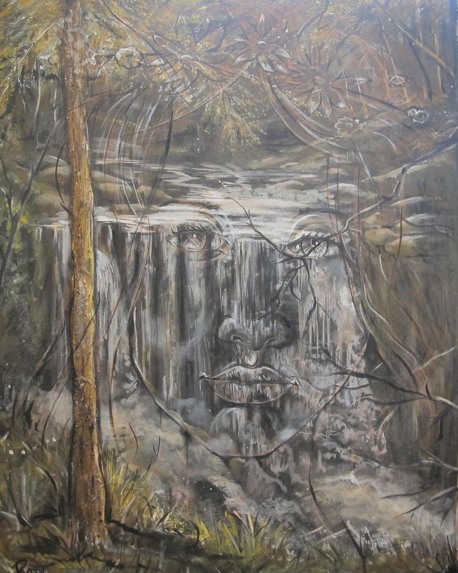 Angel Falls by Wildatart24
