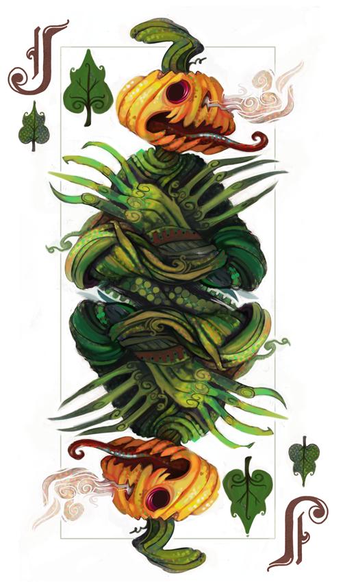 Jack Of Lanterns by L-MakesArt