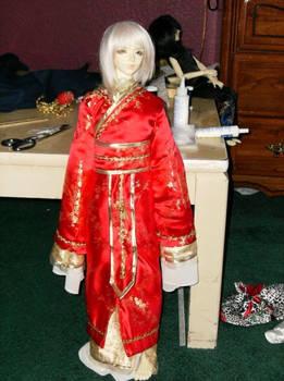 Atsui's Hanfu complete