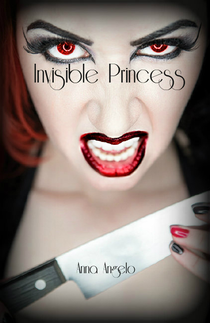 Invisible Princess Cover! by Breyerluv