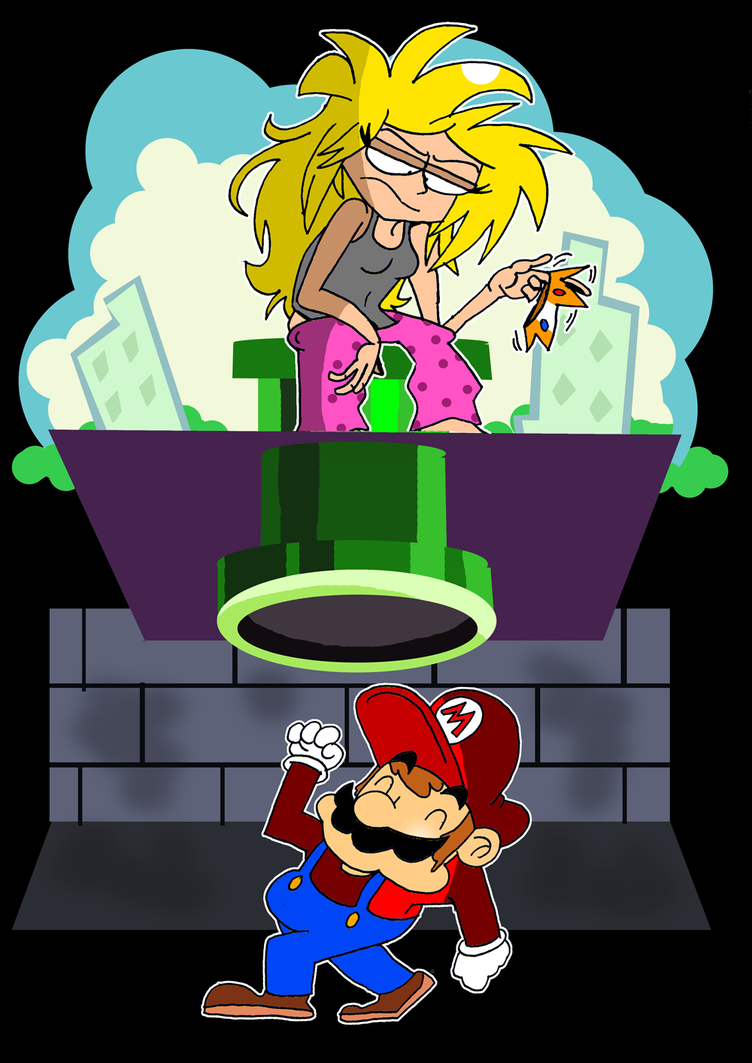Super Mario Time Lol by BloomsThorns