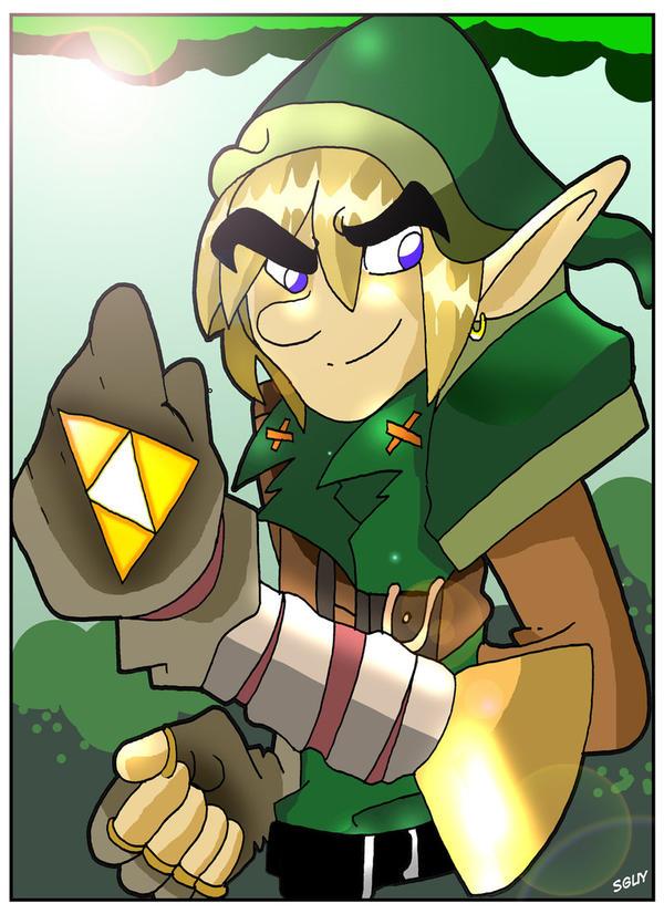 Link of Hyrule by Jane64