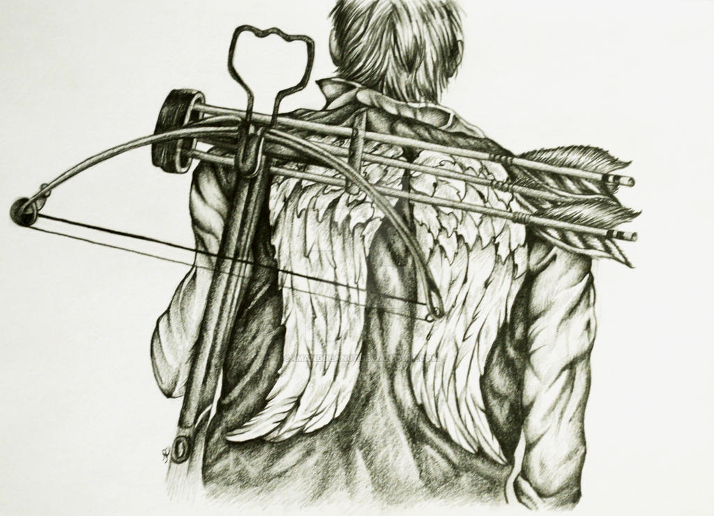 daryl dixon coloring pages - photo#20