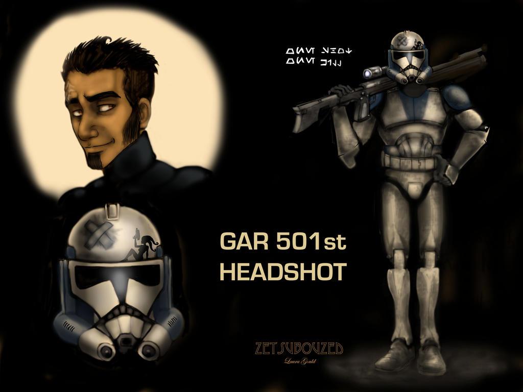 Headshot Reference by ZetsubouZed