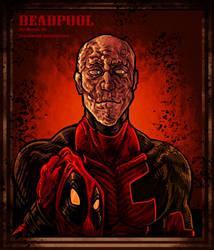 Deadpool by ZetsubouZed