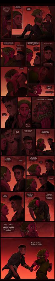 Star-crossed (pg 1)