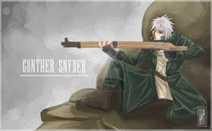 Gunther Snyder -COMMISH-