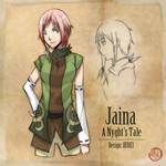 Jaina -A Nyght's Tale Design -