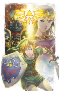 Hero of Twilight - Legend of Zelda -