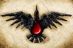 Blood Raven Wallpaper