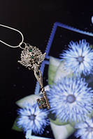 Fantasy Dagger Key Necklace