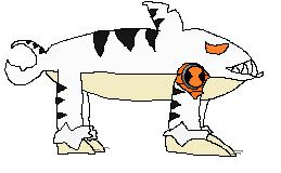 Vero Tigershark by Raythedeku