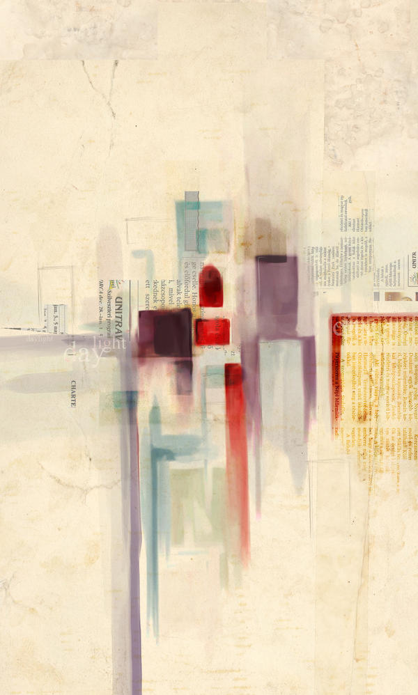 daylight city by O-nay