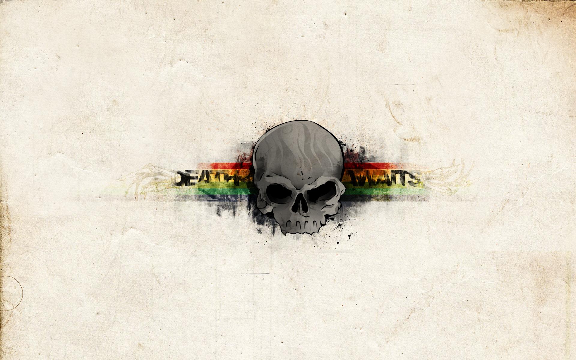 death awaits by O-nay