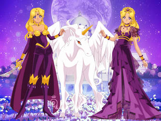 Amethyst, Princess of Gemworld by L-sama-no-miko