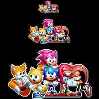 <b>Sonic Mania Plus Pose</b><br><i>DOA687</i>