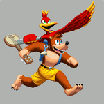Banjo Kazooie ARE IN SMASH BABY :D !!!!!!!!!!!!