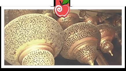 هنر مشبک کاری فلزی – صنایع دستی