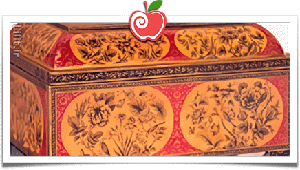 هنر نقاشی لاکی – صنایع دستی