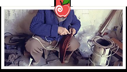 هنر مشک دوزی – صنایع دستی