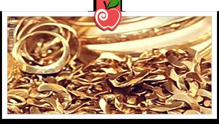هنر پرداخت و رنگ بندی طلا – صنایع دستی