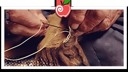 هنر پوستین دوزی – صنایع دستی