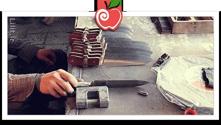 هنر چاقو سازی – صنایع دستی
