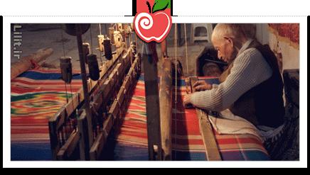 هنر دارایی بافی – صنایع دستی