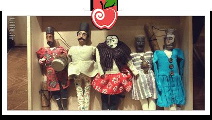 هنر عروسک سازی – صنایع دستی